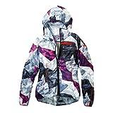 adidas Herren Funnelneck Jacket, Multicolor, 48