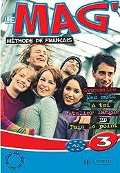Le Mag': Niveau 3 Livre de L'Eleve