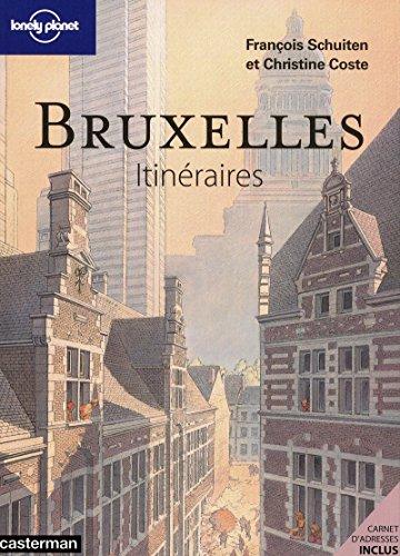 Bruxelles / itinéraires