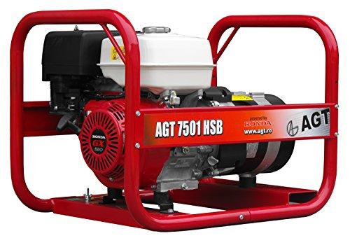 Stromgenerator AGT 7501 HSB-RR