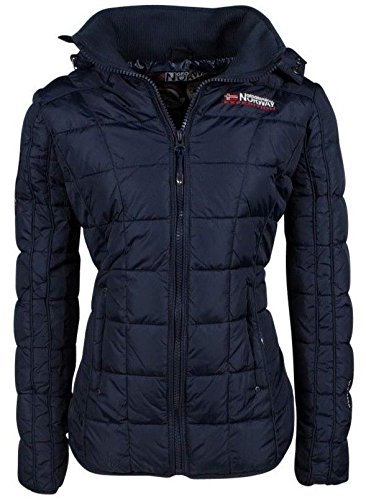Geographical Norway - Doudoune Femme Geographical Norway Berechite Marine-Taille - 5
