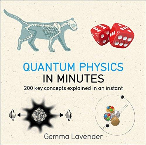 Quantum Physics in Minutes por Gemma Lavender