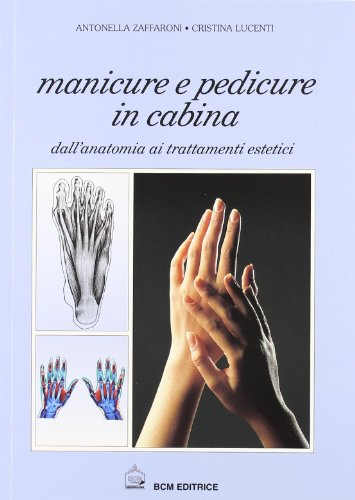 Manicure e pedicure in cabina