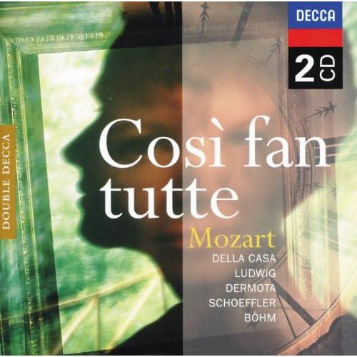 """Mozart: Così fan tutte, K.588 / Act 1 - """"Un'aura amorosa"""""""