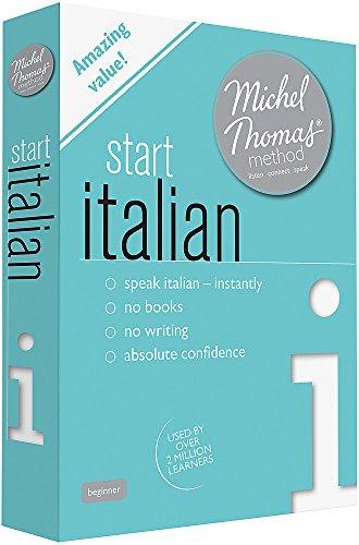 Start Italian (Learn Italian with the Michel Thomas Method)