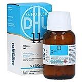 Biochemie Dhu 11 Silicea D 6 Tabletten 420 stk