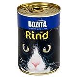 Bozita | Feline mit Rind | 20 x 410 g