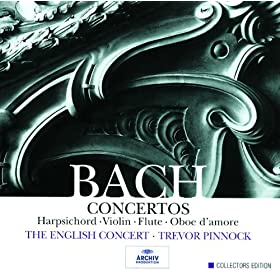 J.S. Bach: Double Concerto For 2 Violins, Strings, And Continuo In D Minor, BWV 1043 - 3. Allegro