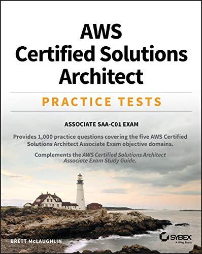 Preisvergleich Produktbild AWS Certified Solutions Architect Practice Tests: Associate SAA-C01 Exam