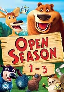 Open Season 1-3 [DVD] [2011]