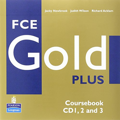 FCE Gold Plus (+ 3 CDs): CBk Class CD 1-3