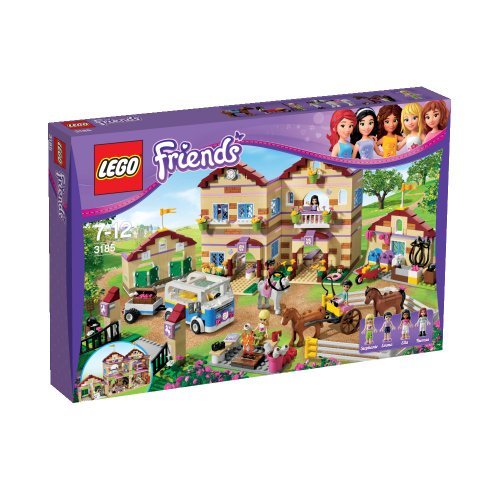 LEGO-Friends-3185-Summer-Riding-Camp