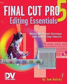 final cut pro 5 spanish edition