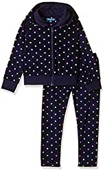 Nauti Nati Girls Trousers Suit (NAW16-641B-5Y-Navy)