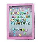 XuBa Tablet Pad Ordenador para Niños Aprendizaje Inglés Educativo Teach Juguete Regalo Cumpleaños Navidad Niños