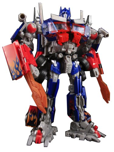 Transformers Revenge RA-01 Optimus Prime Action Figure [Toy] (japan import)