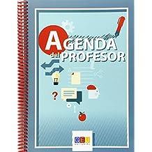 Agenda del profesor (bilingüe) (Permanente) (erspiral)