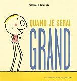 Quand je serai grand / Francesco Pittau   Pittau. Auteur