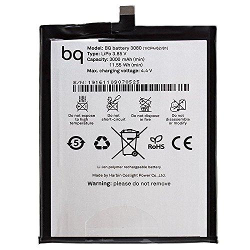 Bateria Original BQ Aquaris U / U Lite / U Plus Bulk