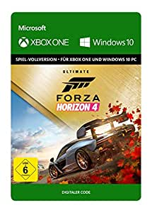 forza horizon 4 ultimate edition xbox one win 10 pc. Black Bedroom Furniture Sets. Home Design Ideas