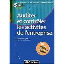 Géode : Auditer et contrôler l'entreprise