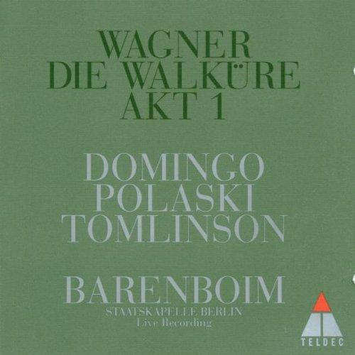 Preisvergleich Produktbild Wagner - Die Walküre Akt 1