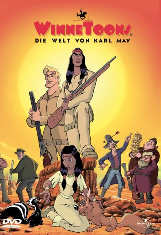 Die Welt von Karl May (Ein Greenhorn im Wilden Westen')