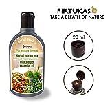Estratto di oli con erbe naturali Sedum per sauna, massaggi, ammollo con spazzola - Infuso di sauna con Mix di estratti di erbe con olio essenziale di ginepro, miele e sale di iodio - 240 ml