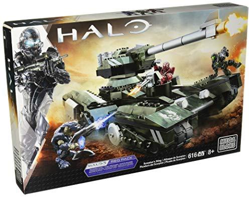 Halo-Jeu de Construction Scylla 5