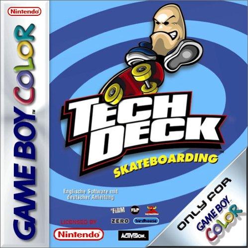 Tech Deck Skate Boarding