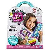Sew Cool Girls Fringe Pillows Fabric Kit