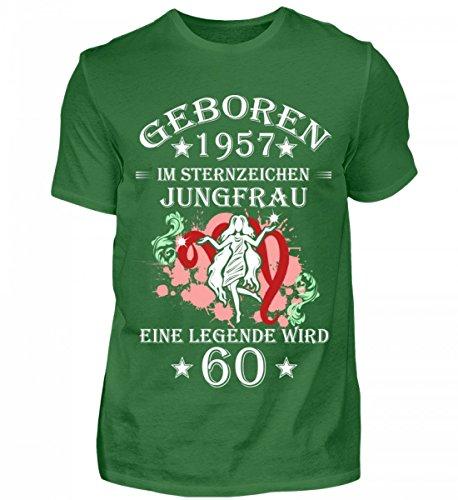 60 Sternzeichen Herren Premiumshirt Wird Green Jungfrau Shirtee Irish Hochwertiges 5qtwYY