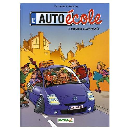 L'auto-école, tome 2