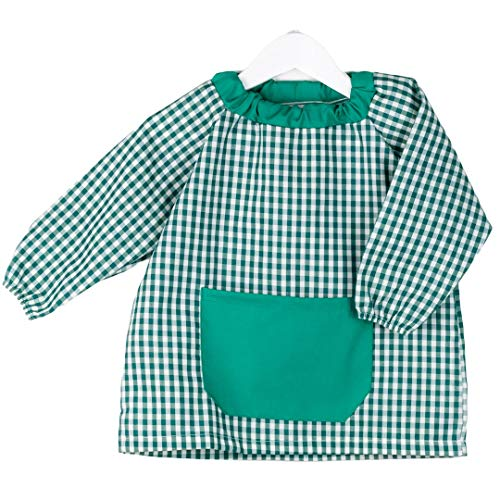 KLOTTZ - BABI PONCHO SIN BOTONES bebé-niños color: VERDE talla: 1