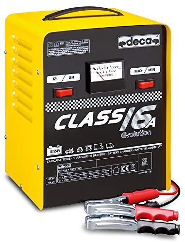 Deca 310000 Caricabatteria Tradizionale Compatto Portatile Class 16A