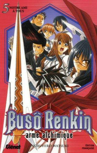 Buso renkin Vol.5 par WATSUKI Nobuhiro