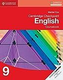 Cambridge Checkpoint English Coursebook 9 (Cambridge International Examinations) by Marian Cox (2014-06-23)