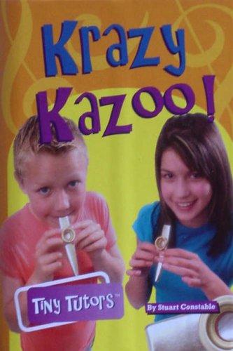 Tiny Tutors: Krazy Kazoo: Noten, Zubehör für Kazoo