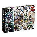 Lego-Hidden-Side-Il-Laboratorio-Spettrale-di-JB-Set-di-Costruzione-Multicolore-70418