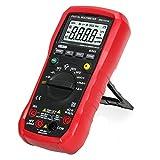 Dr. Meter MS88Multímetro Digital Rango Automático/Manual Pantalla LCD 4000cuentas retroiluminación con NCV caratteristiche voltímetro amperímetro ohmmetro