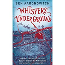 Whispers Under Ground: The Third PC Grant Mystery (English Edition)