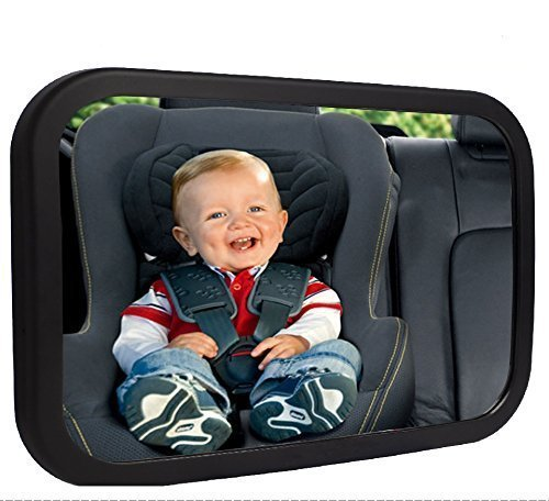 Baby Mirror for Car - Largest an...