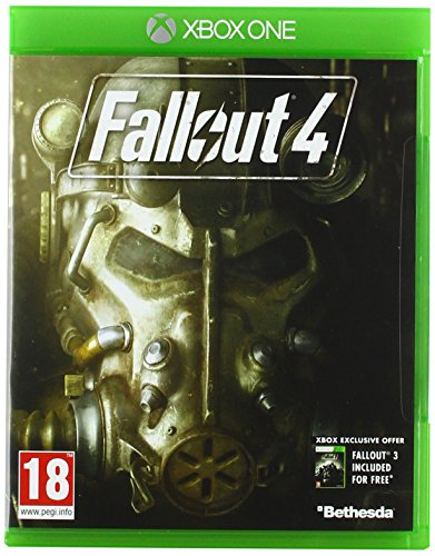 Fallout 4 XB-One D1 UK multi [Importación inglesa]