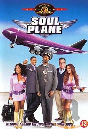 Soul Plane - Import mit Deutschem Originalton - Men Soul Dvd