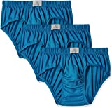 #2: Jockey Men's Cotton Brief (Pack of 3)