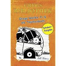 Gregs Bibliothek - Gregs Werke 7 - 9 als Taschenbuch (Gregs Tagebuch)