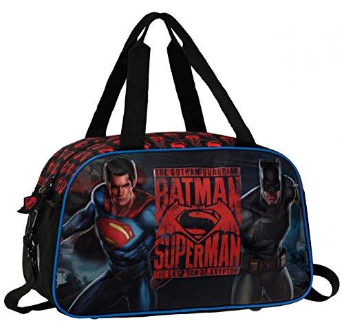 Boys Mens Holdall Sports Gym School Duffel Bag Hand Luggage