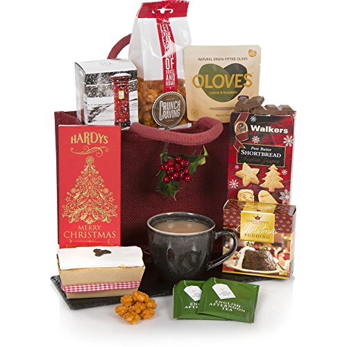 The Little Red Gift Hamper - Hampers and Gift Baskets For Her - Food Gift For Any Occasion