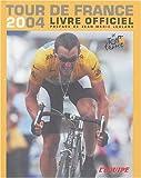 Tour de France 2004 - Livre officiel