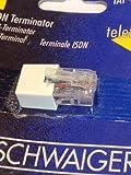 Schwaiger ISDN-Abschlußwiderstand / ISDN Terminator